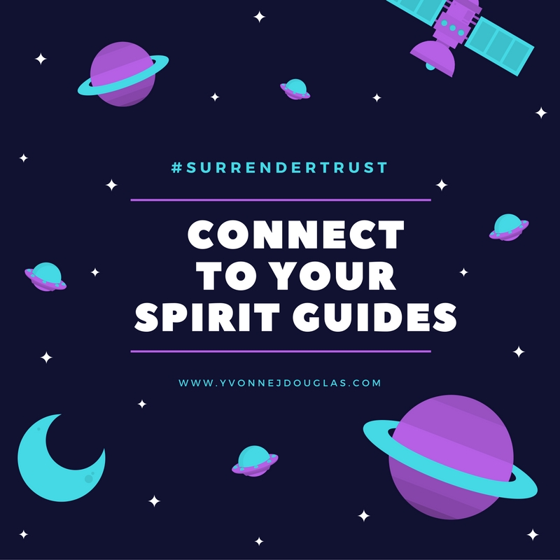 connectto yourspirit guides